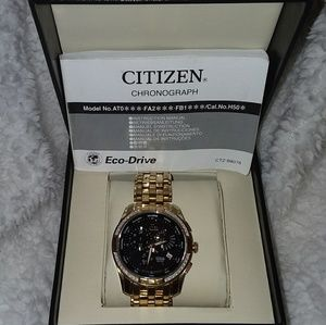 Citizen Eco Drive Watch - Calibre 8700